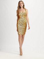 Just Cavalli Leopard-Print Dress