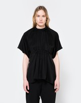 Ellery Shaman Ruched Tee