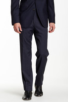 Ted Baker Jarret Navy Solid Suit Separates Pant