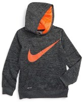 Nike 'KO 3.0' Therma-FIT Hoodie (Toddler Boys & Little Boys)