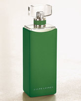 Ralph Lauren RL Collection - Green Leather Case for 100 mL