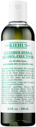 Kiehl's Cucumber Herbal Alcohol-Free Toner