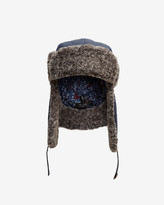 Quilted Trapper Hat