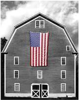 Flags Of Our Farmers 10 Canvas Wall Art