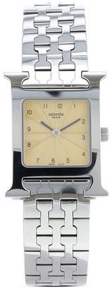 Hermes 2000 pre-owned Heure H watch