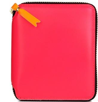 Comme des Garcons Pink Wallet