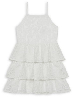Bardot Junior Girl's Cartia Tier Dress