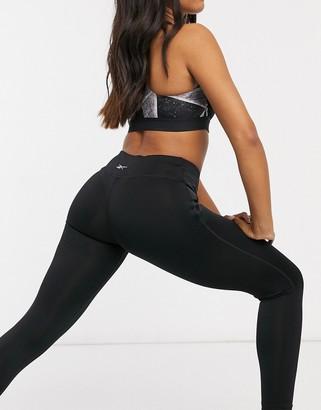 Reebok workout-ready leggings in black