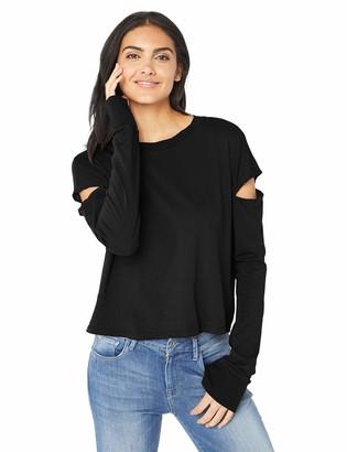 n:philanthropy Women's Vincent Long Sleeve Black Vincent S