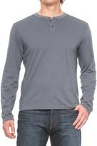 Agave Denim Agave Cliff Henley Shirt - Long Sleeve (For Men)