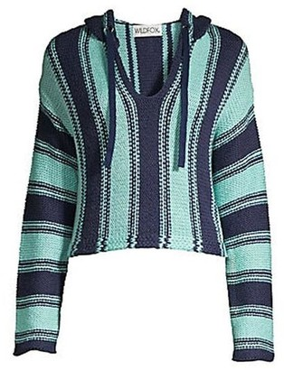 Boyish The Hermosa Sweater In Chromatic Stroke - XS