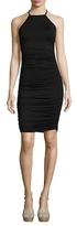 Rachel Pally Dolci Ruching Jersey Sheath Dress