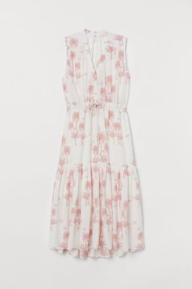 H&M Cotton-blend Dress