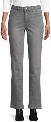 Jones New York Lexington Straight-Fit Jeans