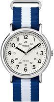 Timex Unisex Weekender Striped Watch