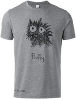 Aspesi 'Fluffy' print t-shirt - men - Cotton/Polyester - XXL