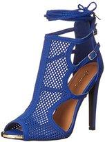 Qupid Women's Interest 125X Dress Sandal