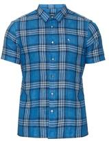 Raf Simons Logo-embroidered Cotton Shirt