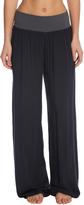 Hard Tail Flat Waist Wide Leg Yoga Pants 8137104