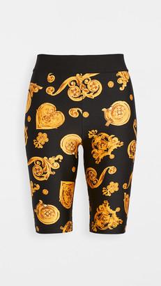 Versace Biker Shorts