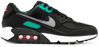 Nike Lace-Up Low-Top Trainers