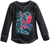Disney Spider-Man Thermal Tee for Boys