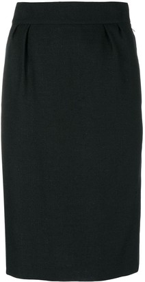 Hermes Pre-Owned Pencil Skirt