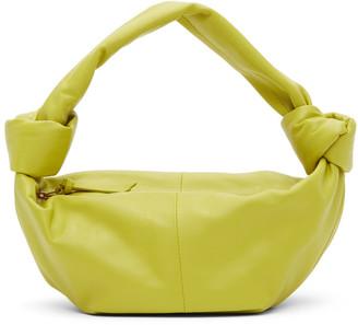 Bottega Veneta Green Mini Jodie Bag