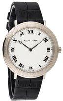 Ralph Lauren Slim Classique Watch