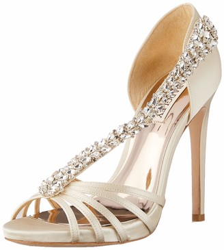 Badgley Mischka Women's Emma Heeled Sandal