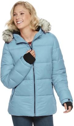 ZeroXposur Women's Vera Heavy Puffer Jacket