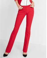 Express low rise barely boot columnist pant