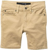 Joe's Jeans Stretch Twill 5 Pocket Shorts (Little Boys)