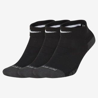 Nike Women's Training Ankle Socks (3 Pairs Everyday Max Cushion