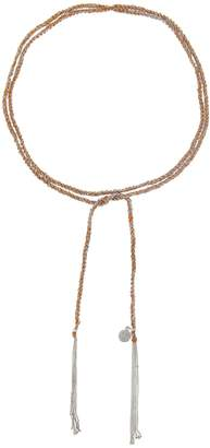 Carolina Bucci Happiness Charm Lucky Necklace - Yellow Gold