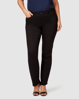Jeanswest Curve Embracer Slim Straight Jeans
