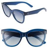 Polaroid Women's 54Mm Polarized Sunglasses - Blue