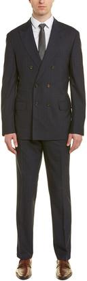 Brunello Cucinelli Wool 2Pc Suit