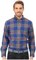 Vineyard Vines Tansas Plaid Classic Murray Shirt