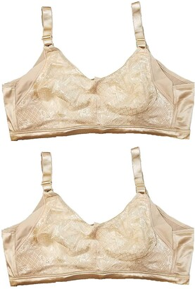 Just My Size Women's Undercover Slimming 2-Pack (J228)