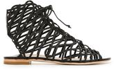 Sophia Webster strappy flat sandals