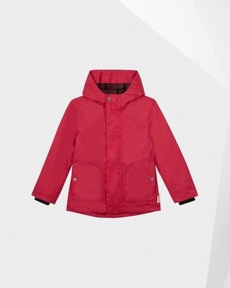 Hunter Original Little Kids Waterproof Cotton Jacket