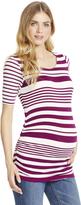 Motherhood Jessica Simpson Lightweight Maternity T Shirt
