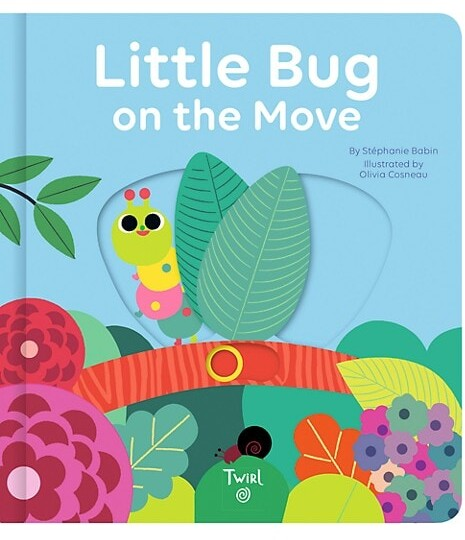 Thumbnail for your product : Chronicle Books Little Bug on the Move Book