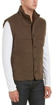 Brooks Brothers Quilted Vest.