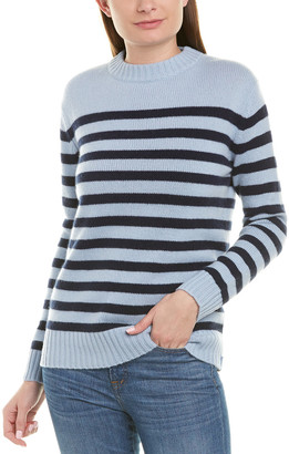 Kule Marvin Striped Cashmere Sweater