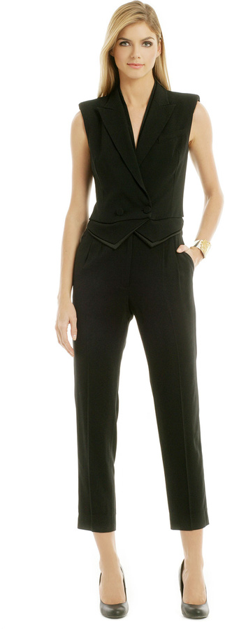 Viktor & Rolf Top Hat Jumpsuit