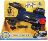 Fisher-Price NEW Imaginext DC Super Friends Batmobile