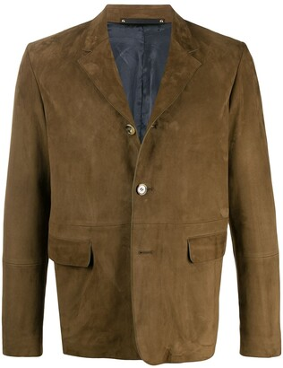 Paul Smith Buttoned Tailored Jacket