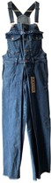 Aalto Blue Denim - Jeans Jumpsuit for Women